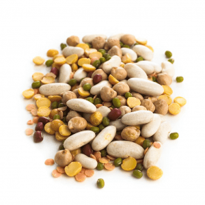 Lentils, Beans and Chickpeas