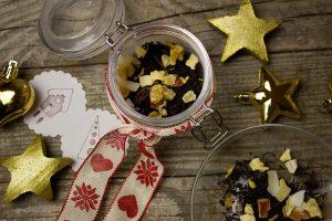 Gasztroajándék, téli tea, gyógytea, karácsony
