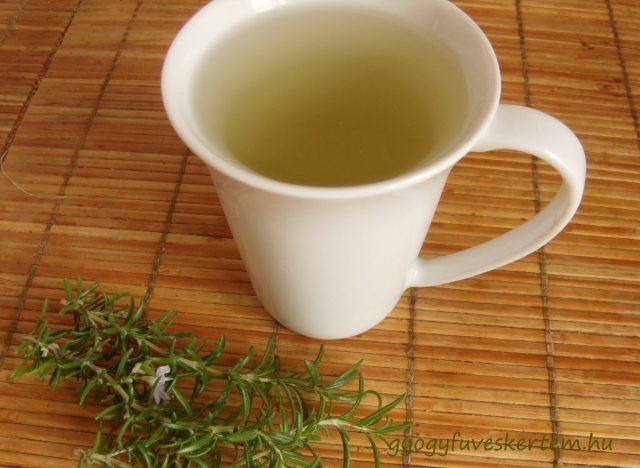 A világ legfinomabb rozmaringteája, rozmaringtea, rozmaring tea