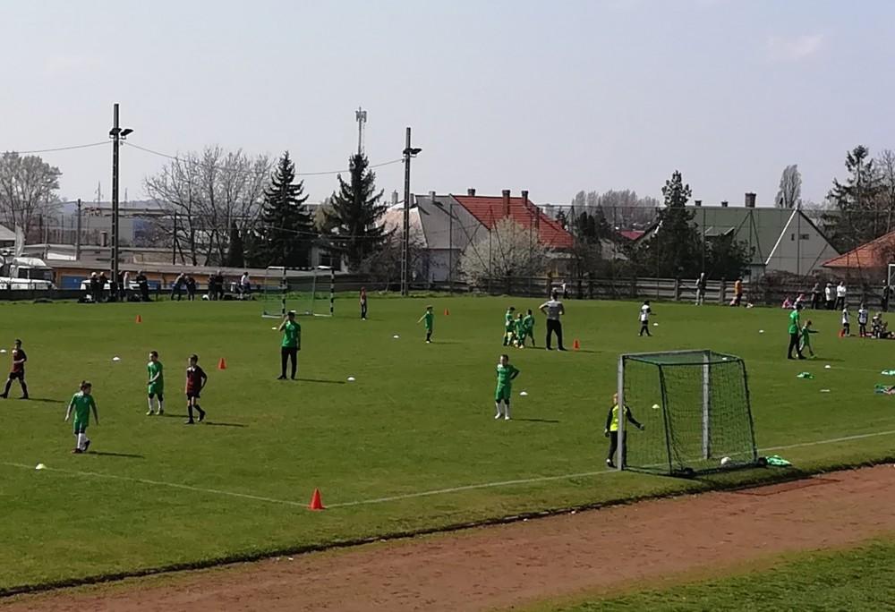 Sport úti Sporttelep