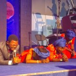 RCCG's 73 Hours Praise Break World Guinness Record: Ebenezer Obey, Buchi, Bukola Bekes, Yetunde Are, Big Bolaji and Others at RCCG's 73 Hours Praise 2015