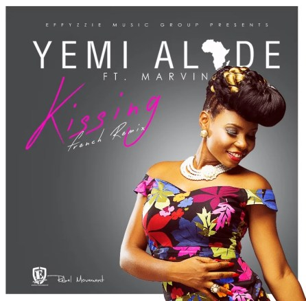 Yemi Alade — Kissing (French Remix) ft. Marvin