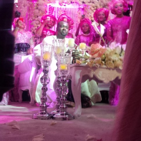 Abiola ‎Ajimobi Daughter Wedding 01