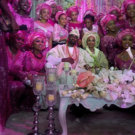 Abiola ‎Ajimobi Daughter Wedding