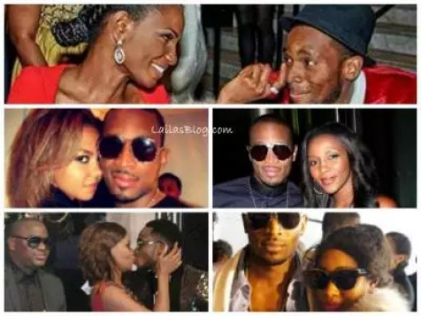 D'banj's Rumours Girlfriends (Photo Credit: Lailasblog )