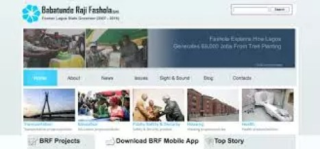 Fashola Scandal Website