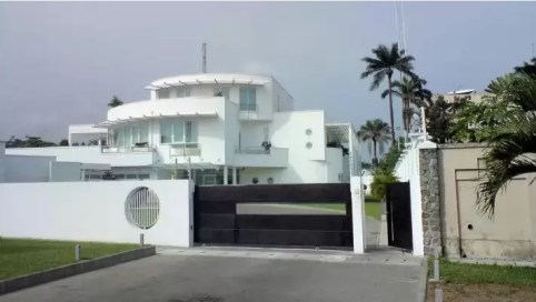Aliko Dangote $300M Mansion House