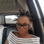 Photos: Check out Chidinma's New Hair-Style as She takes us Down to the Secondary School Memory Lane