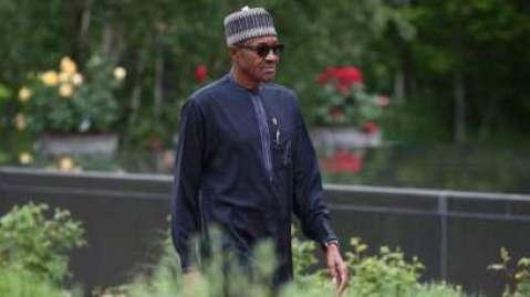 President of Federal Republic of Nigeria Muhammadu Buhari