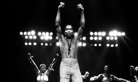 Late Fela Kuti
