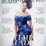 Yemi Alade Stuns as She Cover Hard Knocks Magazine