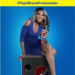Music Star Seyi Shay Signed as Brand Ambassador for Pepsi