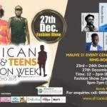 "#AKTFW15 : Ibadan Set to Host Africa for Biggest Kids Fashion Week tagged "" African Kids and Teens Fashion Week 2015 """