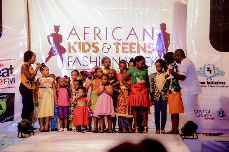 African Kids and Teens Fashion Week 2015 00