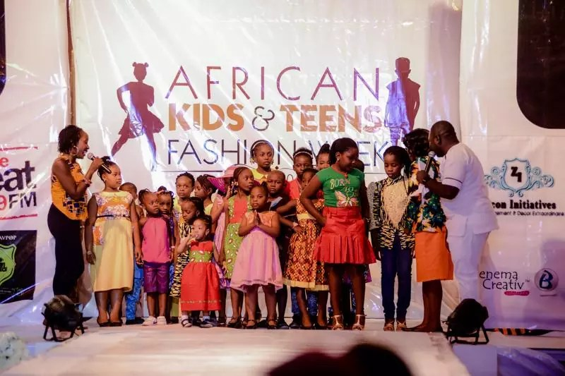 African Kids and Teens Fashion Week 2015 00