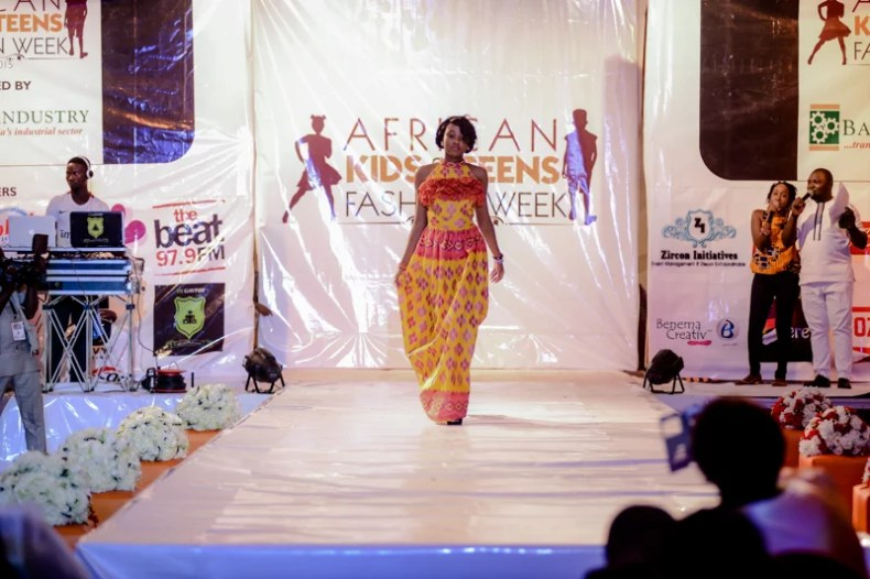 African Kids and Teens Fashion Week 2015 07