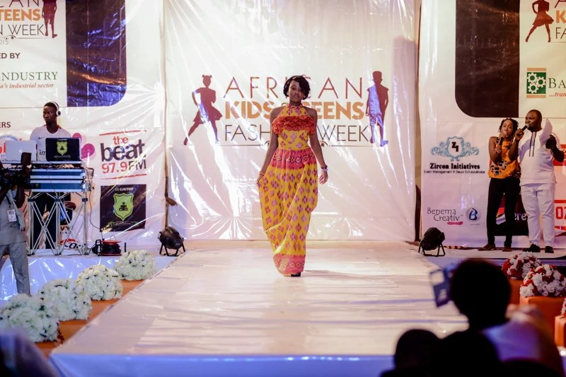 African Kids and Teens Fashion Week 2015 07