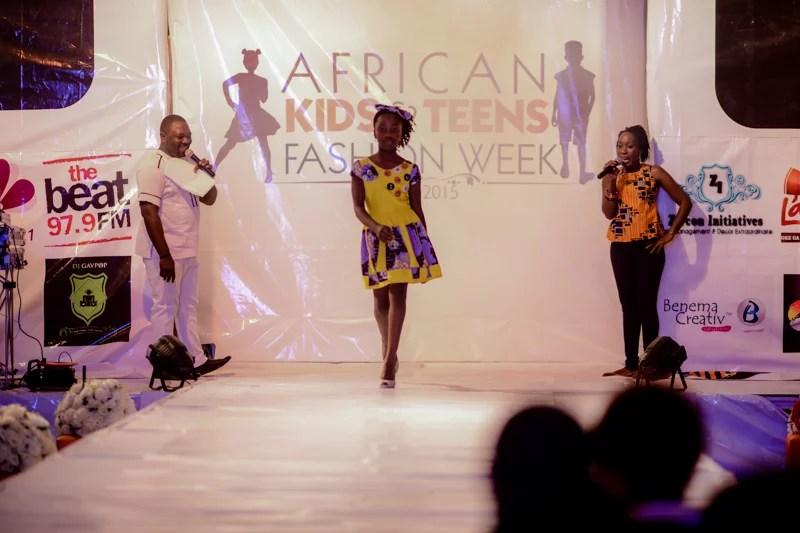 African Kids and Teens Fashion Week 2015 16
