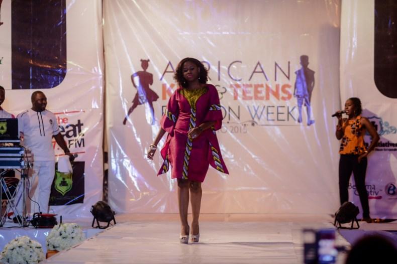 African Kids and Teens Fashion Week 2015 18