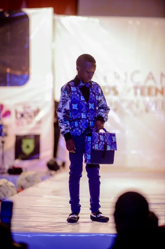 African Kids and Teens Fashion Week 2015 19