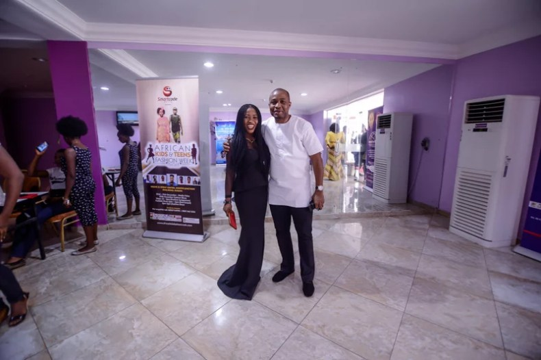 Duo of Splash FM presenter Ronke Giwa and Edmund Obilo