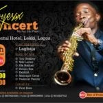 "Tim Godfrey, Midnight Crew, Efe Nathan, Nikki Laoye, Explicit, Beejay Sax & Psalmist Family headlines for 15 Year Old Saxophonist Koyesax ""My Sax, His Praise Concert"""