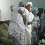 Photo News : Ayodele Fayose visits Rauf Aregbesola in Osun