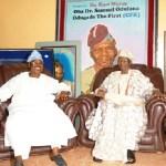 Power Tussle Game of Throne in Oyo-State : Gov Abiola Ajimobi Dares Olubadan Of Ibadan over Chieftaincy Title