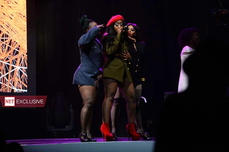 Photo from The Headies Awards 2015 03