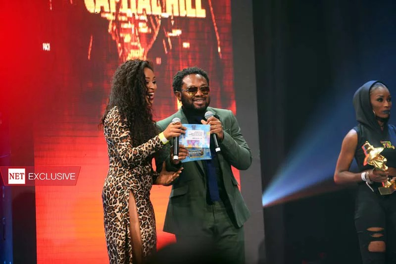 Photo from The Headies Awards 2015 07
