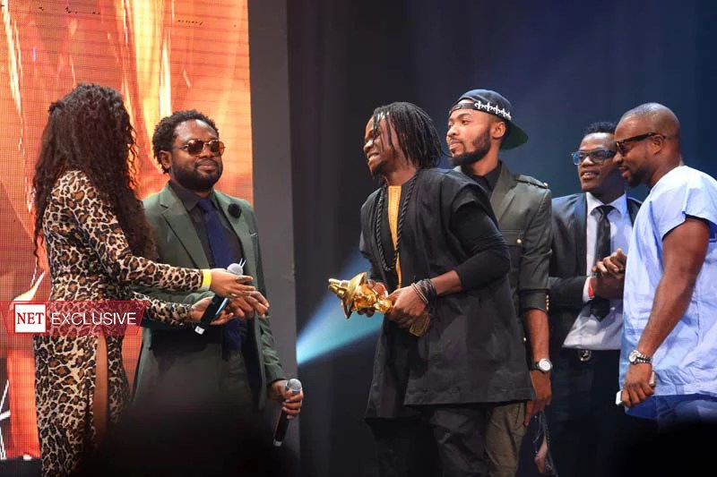 Photo from The Headies Awards 2015 08