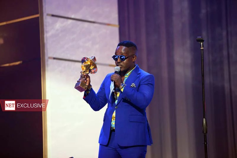 Photo from The Headies Awards 2015 25