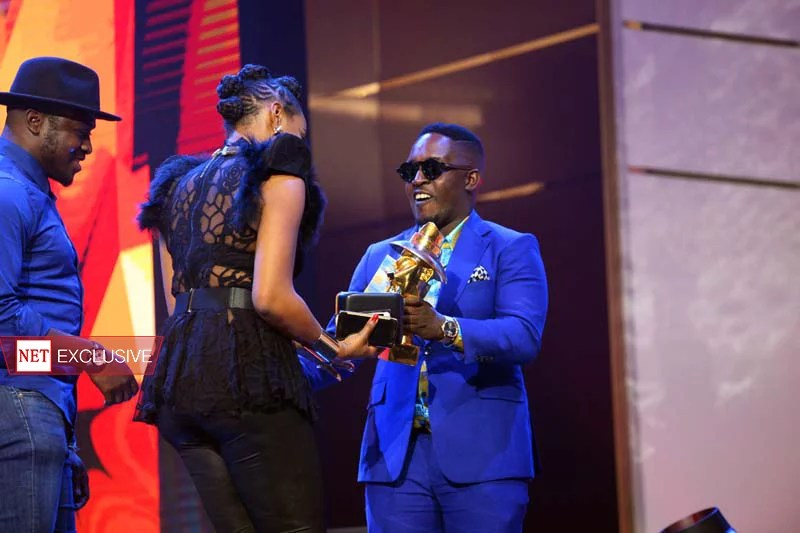 Photo from The Headies Awards 2015 26