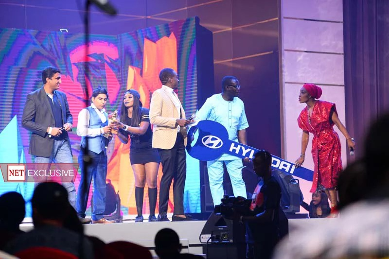 Photo from The Headies Awards 2015 36