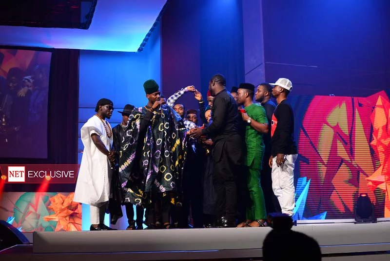 Photo from The Headies Awards 2015 53