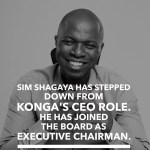 Founder of Online Shopping Mall Konga.com, Sim Shagaya Stepped Down from Konga CEO Role, Find Out What Next For Him