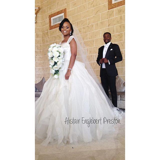 Ebuka Obi-Uchendu and Cynthia Obianodo White Wedding #Obi2016