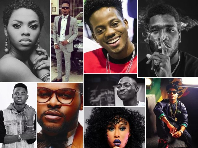 Reekado Banks and Tekno are Missing, Check out Guardians Top Most Influential Nigerian Artistes Under 25, Did You Agree with the List?
