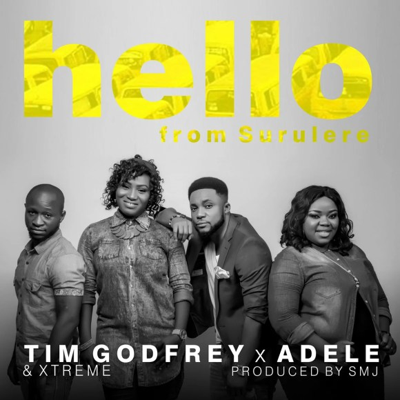 Tim Godfrey x Xtreme – Hello From Surulere Cover Art