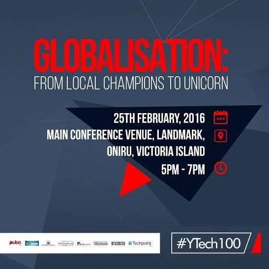 YTech100 at Social Media Week Lagos 2016