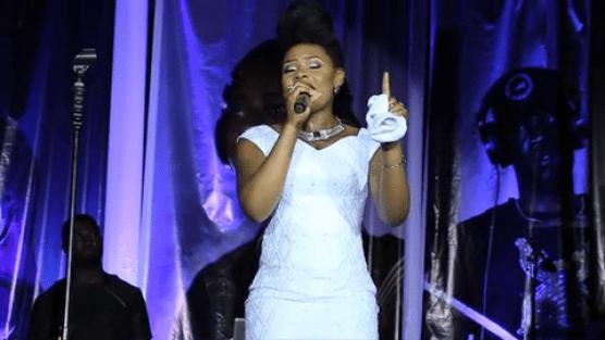 Yemi Alade Performing Na Gode