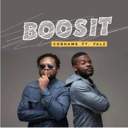Cobhams Asuquo -- Boosit Ft. Falz Cover Art