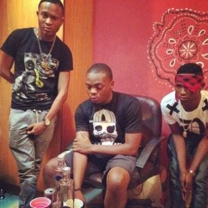 Olamide, Lil Kesh and Viktoh