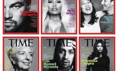 TIME's 100 Most Influential People for 2016