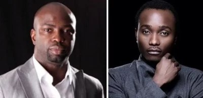 Audu Maikori and Brymo