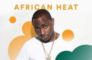 Davido Covers Spotify African Playlist