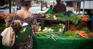 Nigeria Women in Market