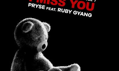 Pryse – I Miss You ft. Ruby Gyang
