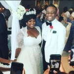#TSquare2016 : Photos from Toolz & Tunde Demuren White Wedding in Dubai