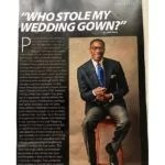 """Read this Interesting Article """" Who Stole My Wedding Gown """" by Pastor Tony Rapu"""